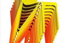 Mango Orange / #designincolour picks from 100% Design and around the web