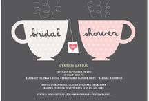 Bridal Shower / Cool, crafty & totally cute bridal shower ideas! / by Wedding & Style by CliodhnaL
