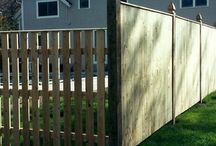 Pool fence / Fences to keep people safe from pools