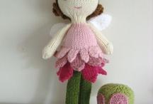 Knit Doll Patterns