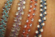 Beading and jewelry / by Donna Campbell