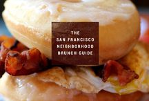 Places to Eat in San Francisco / by Axiom Hotel