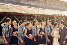 Wedding (dudes) / by Lauren Hall