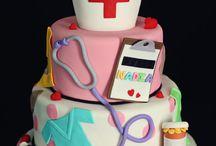 Grad cakes / by Cj Tannehill
