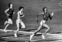 Hazañas doradas / Videoteca de hazañas inolvidables del mundo de atletismo, reportajes sobre los momentos más dorados de este deporte