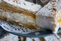 milhojas merengue