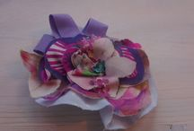 Flower Power / Lovely handmade accessories and frippery