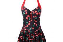 Swim dresses vintage