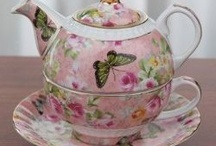 Time For Tea / by Sandee Carranza