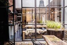 Balkong/veranda/hage