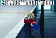 Yuri On Ice!!! Stuff
