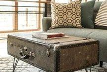 baúles y maletas viejas