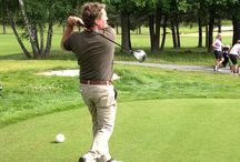 Pro Golfers visiting Ullna Golf Club / A collection of pro golfers who have visited Ullna