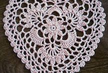 crochet easy doilies