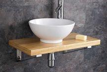 Bathroom DIY sink