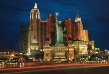 New York-New York / New York-New York Hotel & Casino in Las Vegas, NV. Make it there and they'll take you everywhere - from casino action to perfectly appointed rooms, signature restaurants, live entertainment and more! / by Beau Rivage Resort & Casino