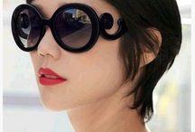 Güneş gözlüğü ve gözlükler
