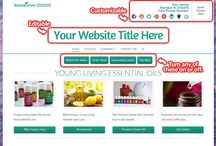 YLDist Young Living Websites / Features and pages of YLDist Young Living Websites