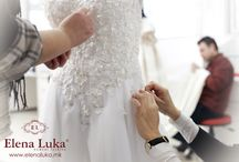 Making of... Elena Luka Wedding Dresses