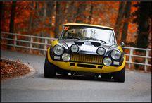 HillClimb Cars / Rally, Racing, HillClimb cars in Hillclimb Championship of Romania