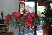 Christmas  / I show you some pictures of our own little crafts / by Carol McLachlan
