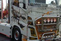 härmää truck show