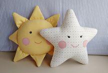 cute pillow D.I.Y