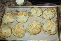 bread biscuits