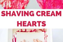 Valentine's Day Fun at School / Valentine's Day crafts, games lessons and activities on a budget.