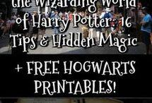 Harry Potter/Universal studio