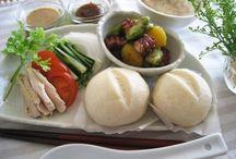 A. Steamed 蒸しパン