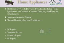 MyHome-MyNeeds / Home Design