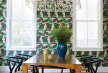 dinning rooms // comedores / by decoratica