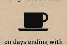 Coffee/morning