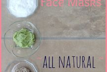Natural Beauty and Home Remedies / by Megan Hudson