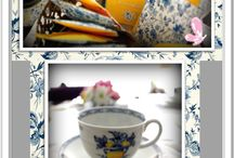 Tea Parties by Era uma vez... o sonho perfeito / A wonderful afternoon among your best friends and a lovely cup of tea!