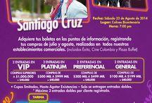 Centro Comercial Cañaveral / Centro Comercial en Floridablanca