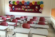 Okul panoları