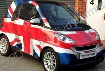 Smart Cars / Smart Car car wraps