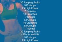 I work out... / by Kadi