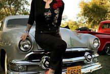 Fashion- retro, pin up