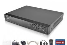 DVR/NVR video surveillance system / It's a product category board for Annke DVR/NVR recording video surveillance systems with various DVR/NVR storage choice.