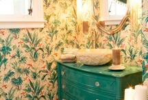 bathroom  / by Katie Cooney