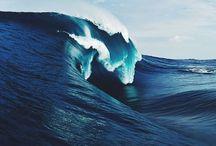 beach // ocean