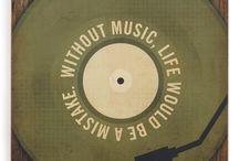 Viva La Vinyl. / Keep Vinyl alive. / by Misfit.