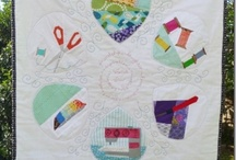 Wombat Stew paper piecing bee - the blocks and quilts
