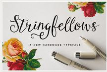 Elegant Cursive Fonts For Your Design / Do you love joint writing? If you are a designer of having wild ideas on fonts and its implementation, you can do a lot more with cursive fonts. Find out these amazing collection of Elegant Cursive Fonts For Your Design, a totally inspiring post.