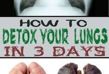lungs detox