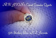 AVON JEWELRY / Become a Rep today and enjoy your own online store within minutes! It costs just $15 to join for your Rep kit! Please log in under me and if you have any questions, please contact me at: 1996HHHS@gmail.com. Join at: www.yourAvon.com/gkoontz Thank you! ;)
