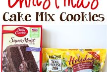 cookies/holiday baking / by donna szekely